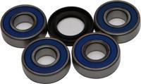 ALL BALLS REAR WHEEL BEARING/SEAL KIT   25-1220