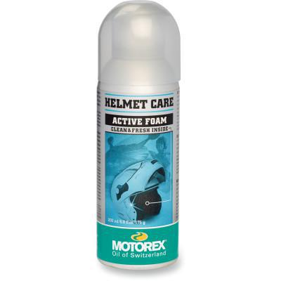 MOTOREX HELMET CARE ACTIVE FOAM 6.8 FL.OZ.