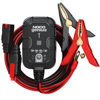 NOCO GENIUS BATTERY CHARGER 1 AMP   GENIUS1