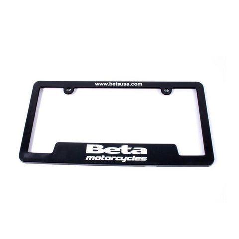 BETA LICENSE PLATE FRAME   AB-70023