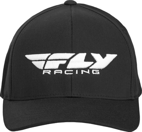 FLY RACING FLY PODIUM HAT BLACK
