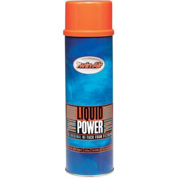 TWIN AIR ORIGINAL LIQUID POWER HI-TACK FOAM FILTER OIL 500mL  159016M