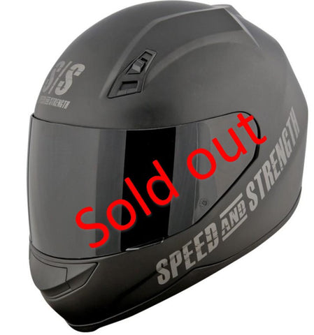 SPEED & STRENGTH SS700 'GO FOR BROKE' HELMET - MEDIUM