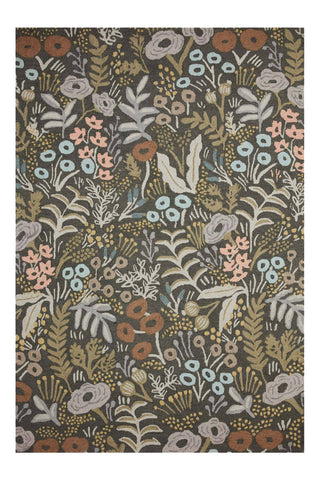 Joie Tapestry Grey Rifle Paper Co. × Loloi × Loloi(237x298)