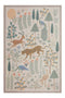 Menagerie Collection 01 Les Fauves Cream Rifle Paper Co. × Loloi (115X176)