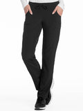 3710 2 CARGO POCKET SLIM FIT PANT(SIZE: XS-3X) - Elegant Scrubs & Apparel