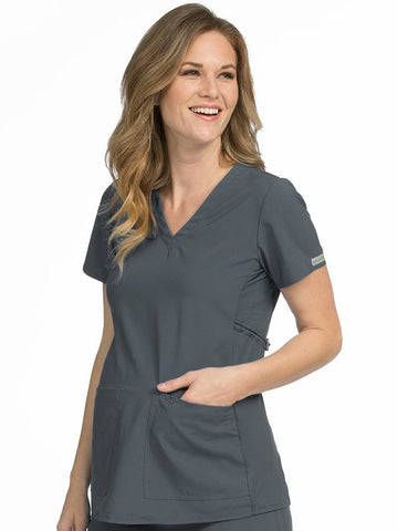 8459 MATERNITY TOP - Elegant Scrubs & Apparel
