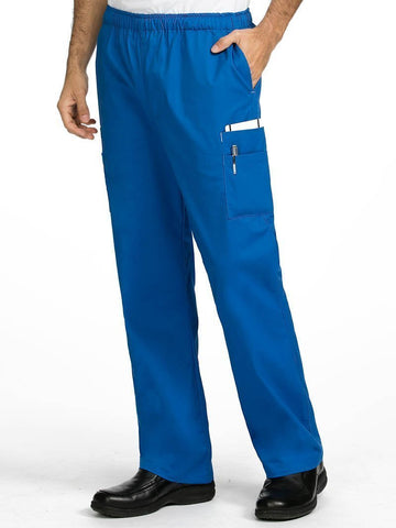8702 MEN'S 2 CARGO POCKET PANT - Elegant Scrubs & Apparel