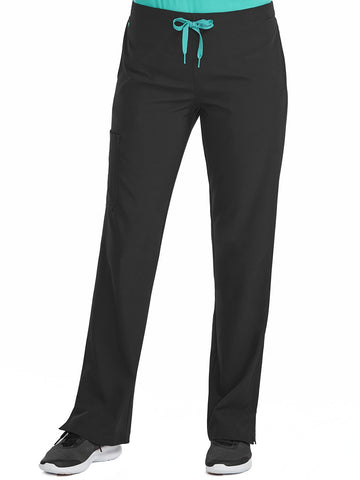 8719 1 CARGO POCKET PANT (Size:XS-XL) - Elegant Scrubs & Apparel