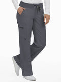 8747 YOGA 1 CARGO POCKET PANT (SIZE: 2X-3X) - Elegant Scrubs & Apparel