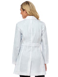 9644 TAILORED MID LENGTH LAB COAT - Elegant Scrubs & Apparel