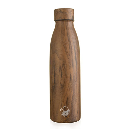 Stainless Steel Vacuum Insulated Isothermal Bottle 500ml - Mid Century