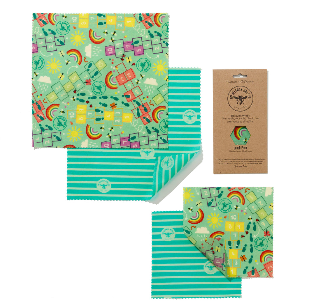 The Beeswax Wrap Co - Lunch Pack