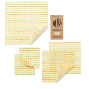 The Beeswax Wrap Co - Large Kitchen Pack