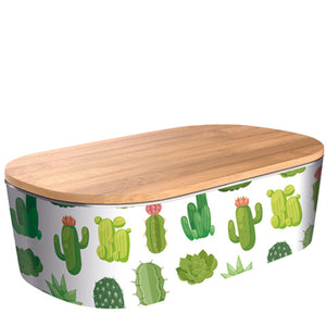 Deluxe Bamboo Lunchbox
