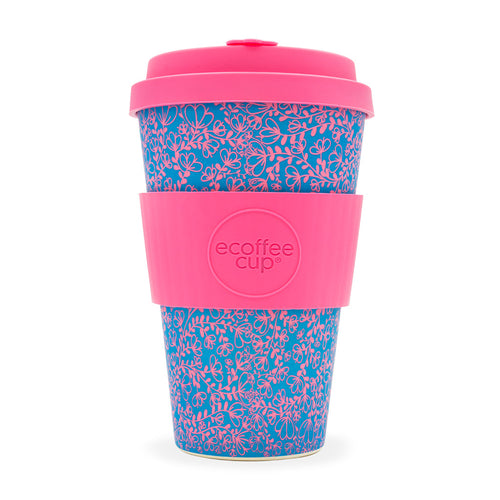 Ecoffee Reusable Coffee Cup - Miscoso Dolce 14oz
