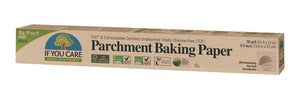 If You Care - Unbleached Parchment Baking Paper