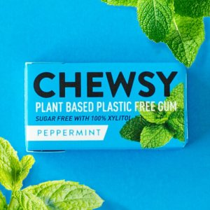 Chewsy Plastic Free Chewing Gum