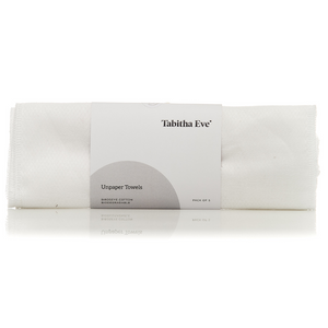 Unpaper Towels (set of 5) - Tabitha Eve