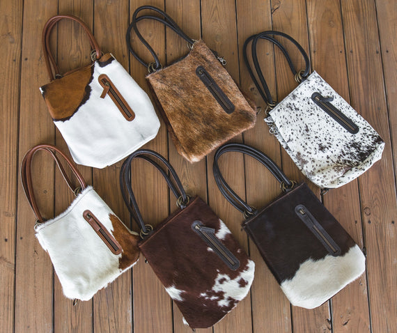 boozie and co menage bag cowhide leather 3 way bag