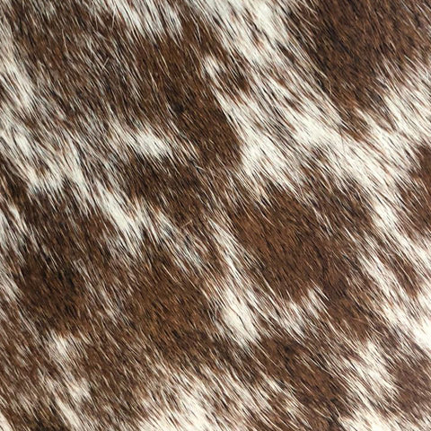 Spotted cowhide