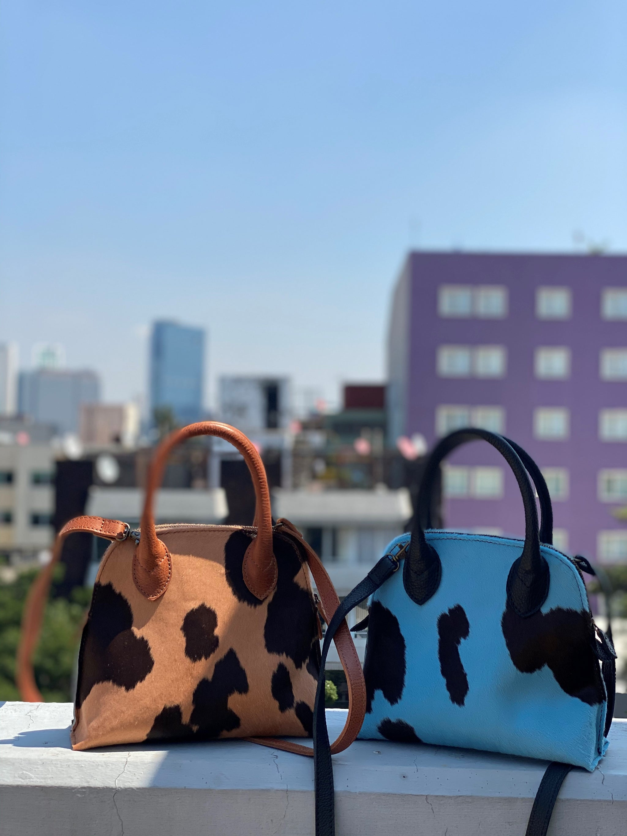 The IC Miami Mini - Italian Calfskin Mini Purse
