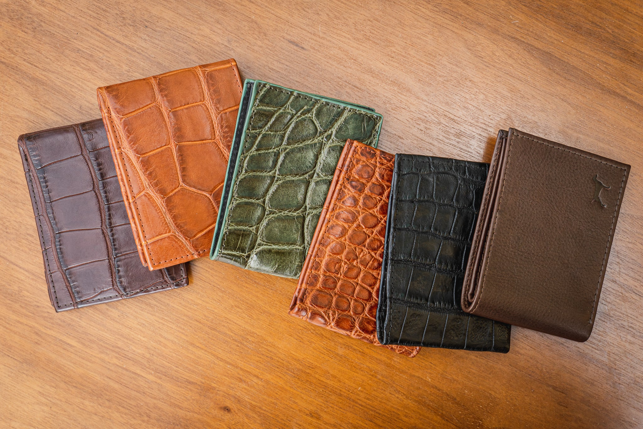 The Jalisco Wallet - Calfskin