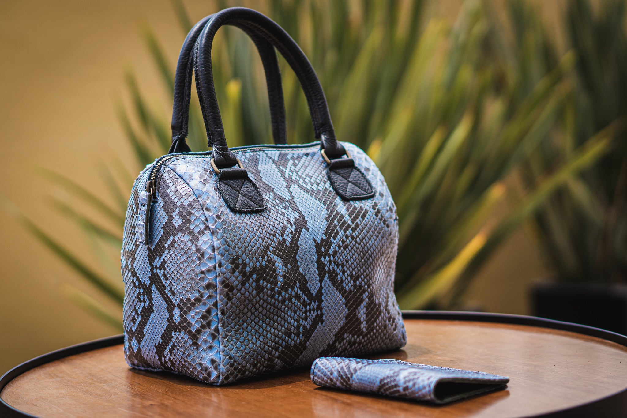 The Glades Python Purse