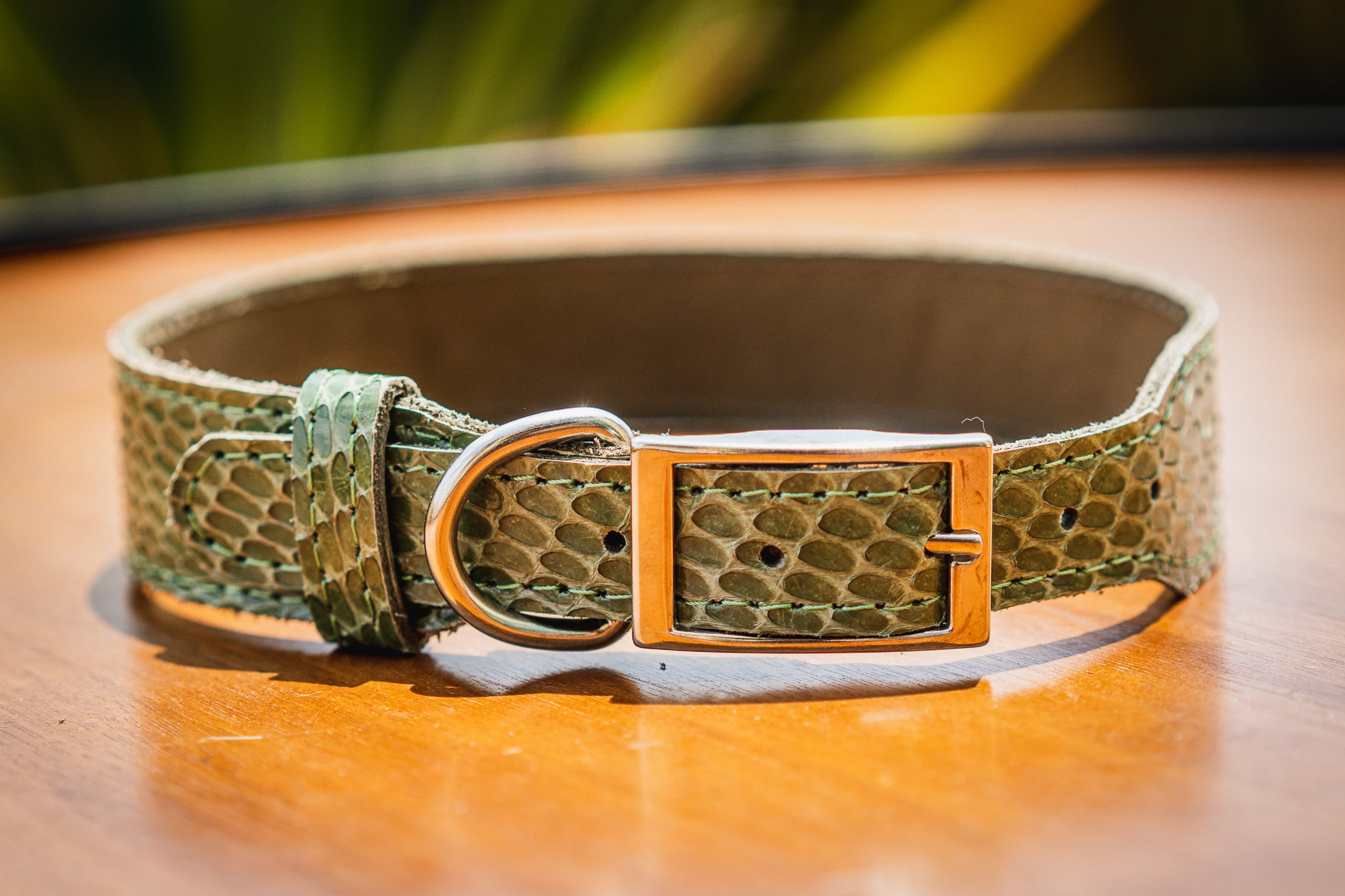 The Boozie Snake Collar
