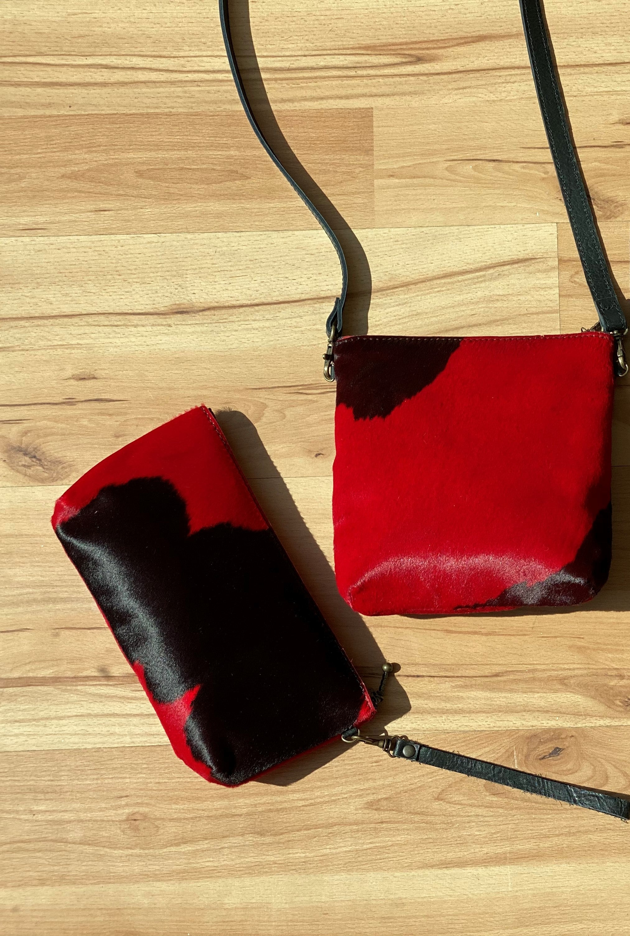 The IC Crossbody - Italian Calfskin Crossbody bag