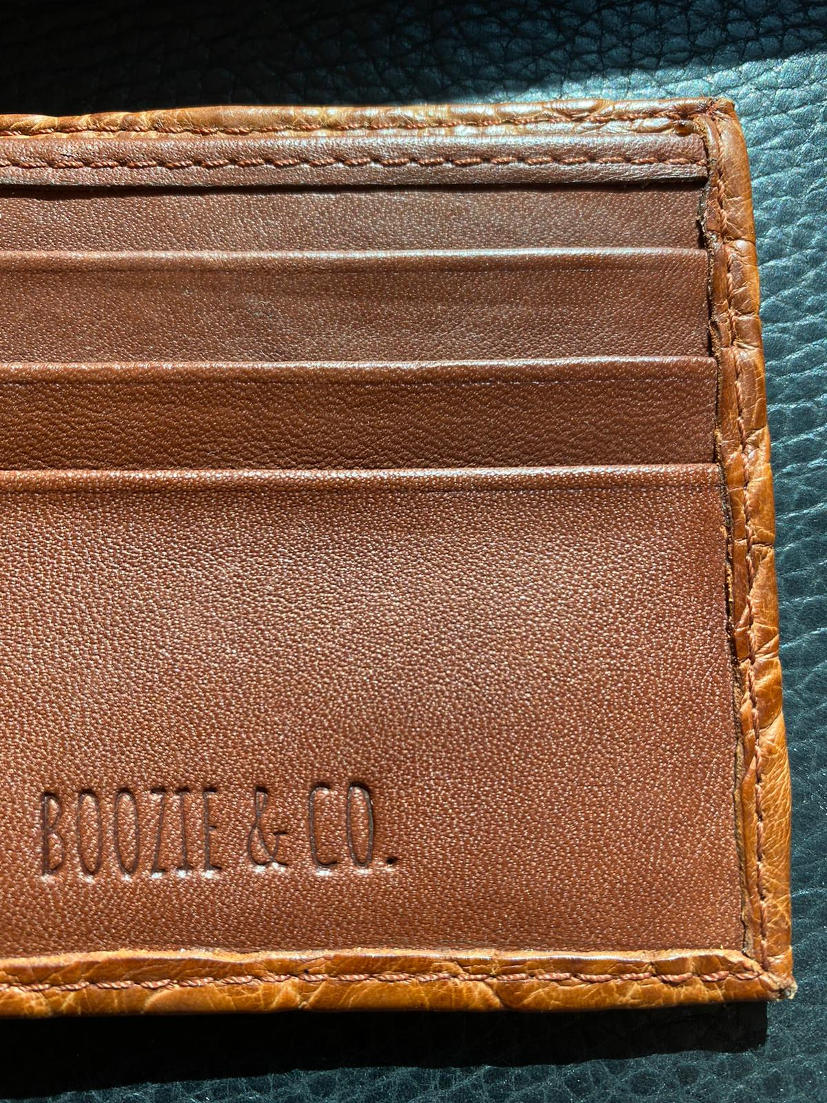 The Glades Men Wallet