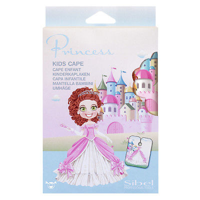 Princess Hairdressing Gown