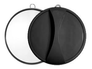 Luna Round Hairdressing Mirror