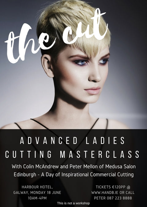 The Cut With Colin McAndrew and Peter Mellon