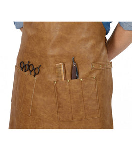 Barburys Mascul Leather Barber Apron