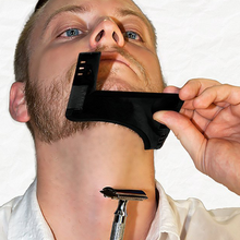 Load image into Gallery viewer, beard shaping shaving tool