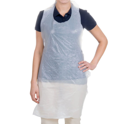 Disposable Salon Aprons | Stylist and Barber PPE