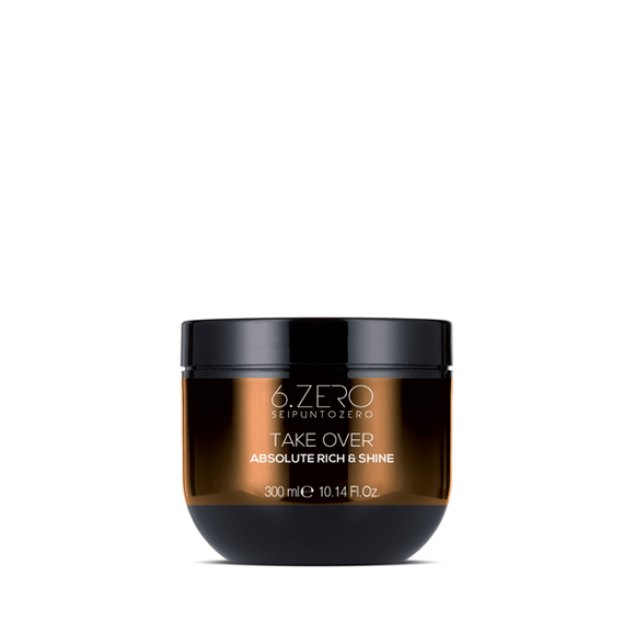 6.Zero Take Over Absolute Rich and Shine Mask