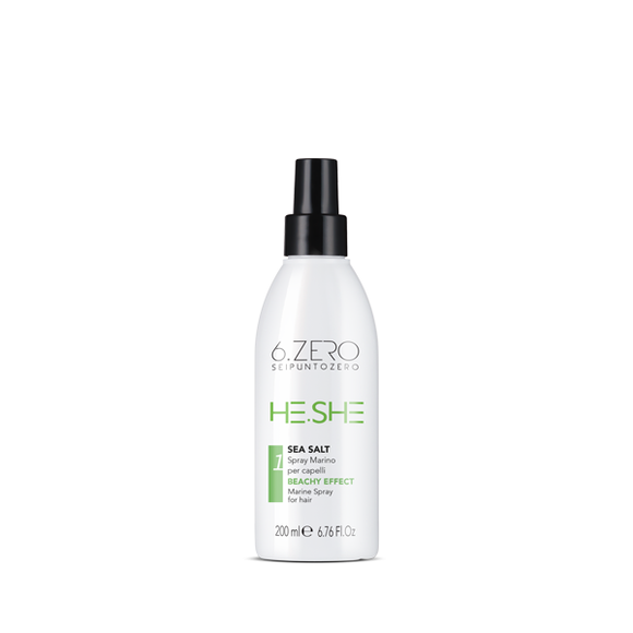 6.Zero He.She Sea Salt Beach Effect Spray