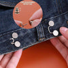 Adjustable No-sewing Waist Buckles(2 pairs)