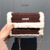 Winter Handmade Diy Plush Bag Making Set