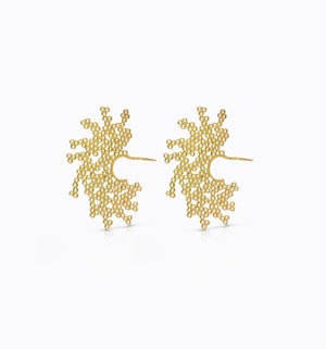 Patti Earrings | SONS Collection 18K Gold