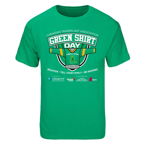 Green Shirt Day T-Shirt - Adult & Youth