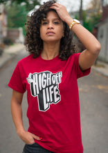 Load image into Gallery viewer, High Off Life 2.0 Tee (Cherry Red)