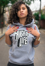 Load image into Gallery viewer, High Off Life Hoodie (Gray)