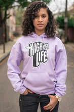 Load image into Gallery viewer, High Off Life Hoodie (Lavender)