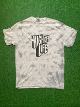 Load image into Gallery viewer, High Off Life T-Shirt (Crystal Gray Tie-Dye)