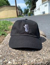 "Load image into Gallery viewer, High Off Life ""H"" Dad Hat (Black)"