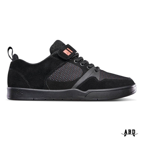 éS ACCEL PLUS EVERSTITCH - BLACK