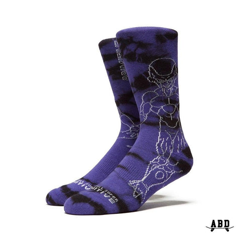 PRIMITIVE X DBZ FREIZA SOCK (PAIR) - WASHED PURPLE